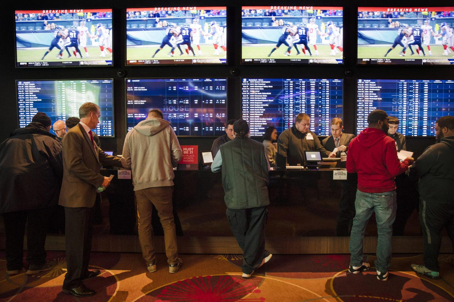 sports betting explained